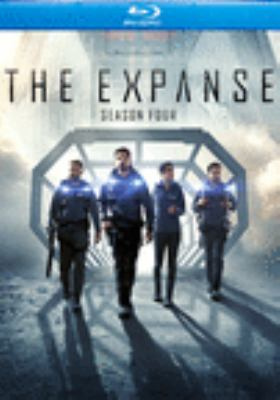 Cover image for The expanse Season four