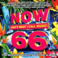 Cover image for Now that's what I call music! 66.