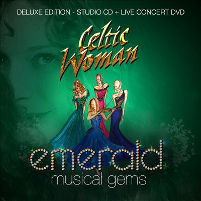 Cover image for Emerald musical gems