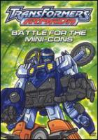 Cover image for Transformers Armada. Battle for the mini-cons