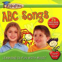 Cover image for ABC songs