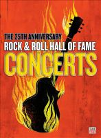 Cover image for The 25th anniversary Rock & Roll Hall of Fame concert