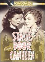 Cover image for Stage Door Canteen