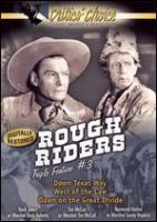 Cover image for Rough riders. [Triple feature #3]