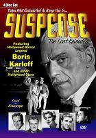 Imagen de portada para Suspense. The lost episodes. Collection 1