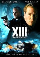 Cover image for XIII the conspiracy