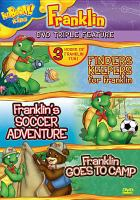 Cover image for Franklin DVD triple feature