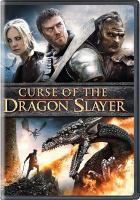 Cover image for Curse of the dragon slayer