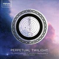 Cover image for Perpetual twilight