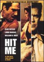 Cover image for Hit me