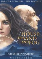 Imagen de portada para House of sand and fog