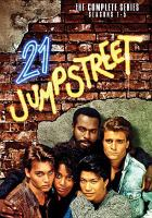 Cover image for 21 Jump Street : The complete series