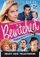 Cover image for Bewitched the complete series