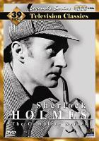 Cover image for Sherlock Holmes the complete series.