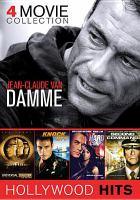 Imagen de portada para 4 movie collection: Jean-Claude Van Damme.