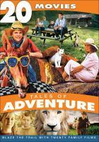 Cover image for Tales of adventure 20 movies.