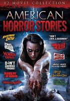 Cover image for American horror stories 12 movie collection.