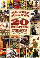 Cover image for Old West outlaws 20 tales of retribution.