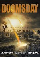 Cover image for Doomsday 3 catastrophic mini-series