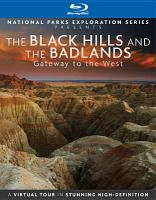 Cover image for The Black Hills and the Badlands gateway to the west