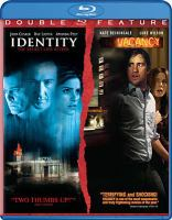 Cover image for Identity; Vacancy