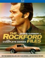 Cover image for The Rockford files : the complete series