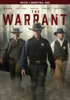 Cover image for The warrant
