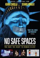 Cover image for No safe spaces