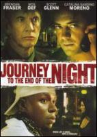 Cover image for Journey to the end of the night