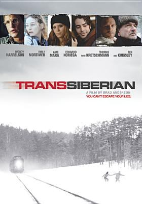 Cover image for Transsiberian
