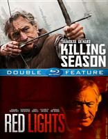 Cover image for Robert De Niro Double Feature Killing season & Red Lights