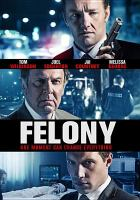 Cover image for Felony
