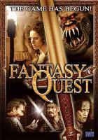 Cover image for Fantasy quest