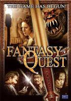 Imagen de portada para Fantasy quest