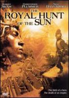 Cover image for The royal hunt of the sun