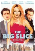 Cover image for The big slice