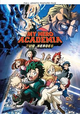 Cover image for My hero academia Two heroes.
