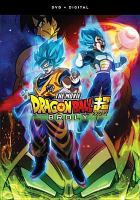 Cover image for Dragon ball super Broly