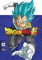Cover image for Dragon ball super. Part 03, episodes 027-039
