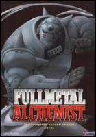 Cover image for Fullmetal alchemist The complete second season