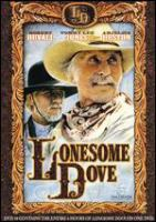 Cover image for Lonesome Dove