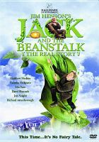 Cover image for Jim Henson's Jack and the beanstalk the real story