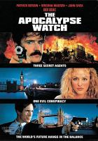 Cover image for Apocalypse Watch