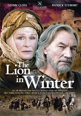 Cover image for The lion in winter