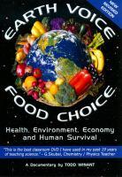Imagen de portada para Earth voice food choice health, environment, economy and human survival