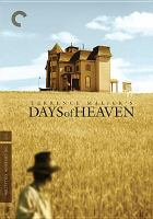 Cover image for Days of heaven