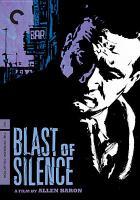Imagen de portada para Blast of silence