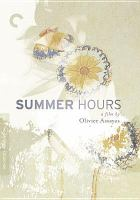 Cover image for Summer hours L'heure d'ete