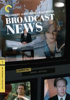 Cover image for Broadcast news