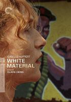 Cover image for White material